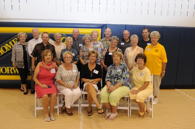 Class of 1963 celebrate 50 years!