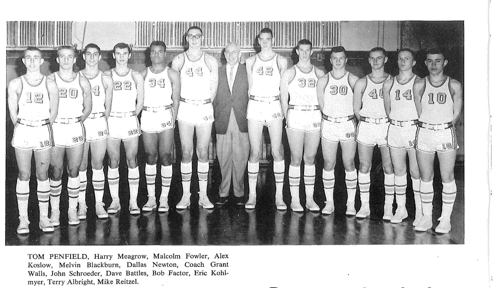 1961-62 NOL Champs