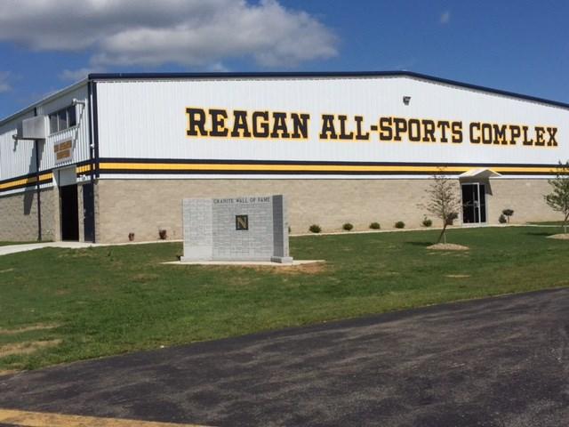 The Reagan All-Sports Complex