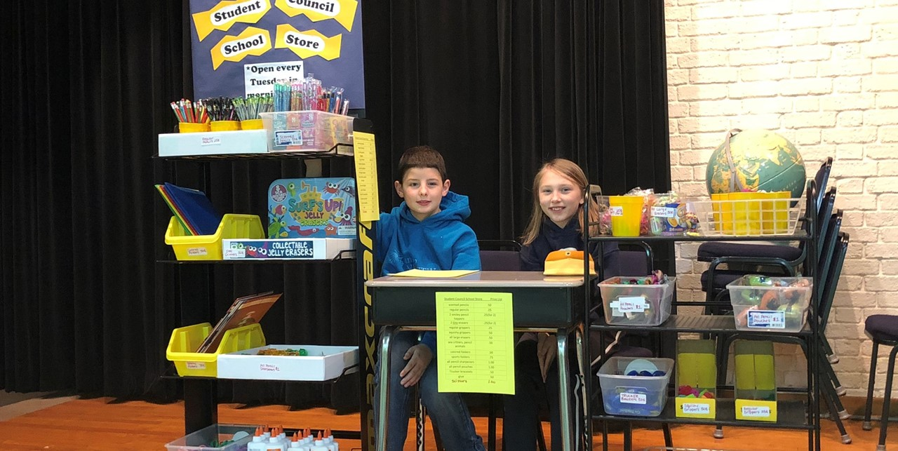 Student Council School Store