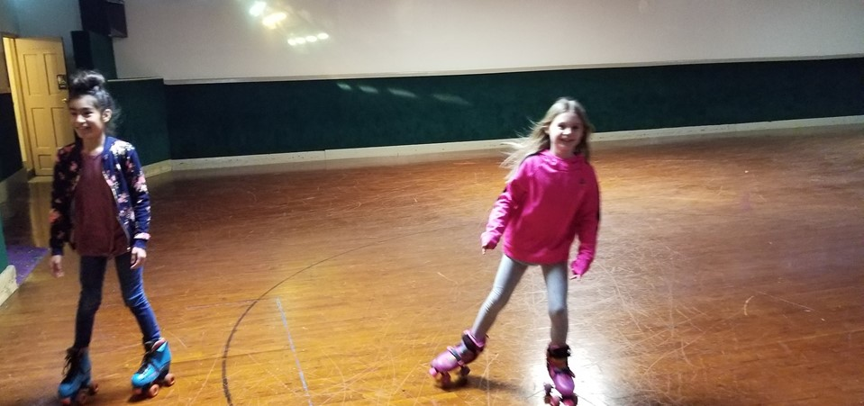 The kids had a blast rollerskating at the Haven for our 2nd 9 weeks honor roll and STAR growth party!