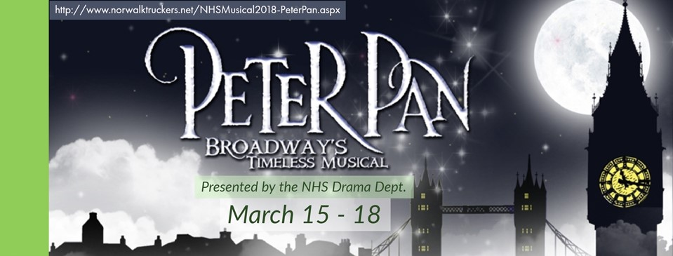 NHS presents Peter Pan March 15-18