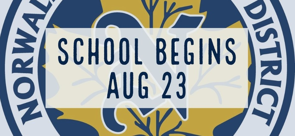 School Begins Aug 23