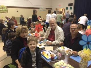 Grandparents & Special Friends Breakfast