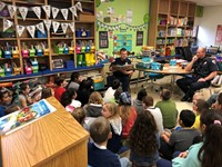 Guest Readers for Right to Read Week