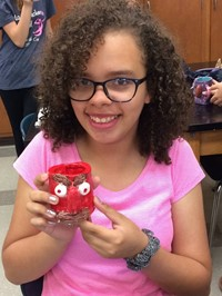 NMS Student Artwork - Clay Mugs