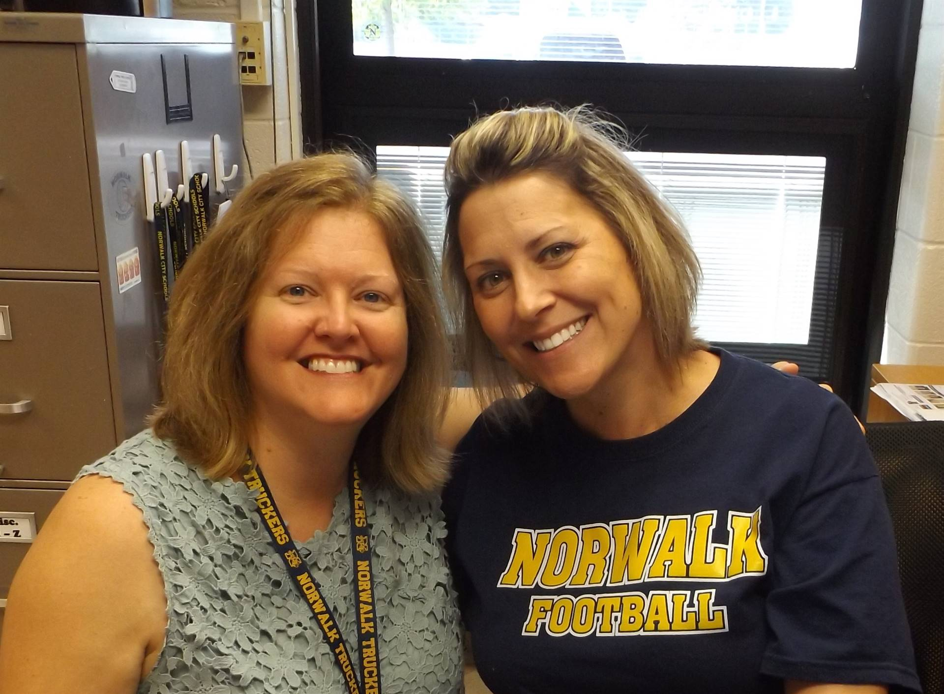 Office Secretaries, Mrs. Kelley, and Ms. Horner