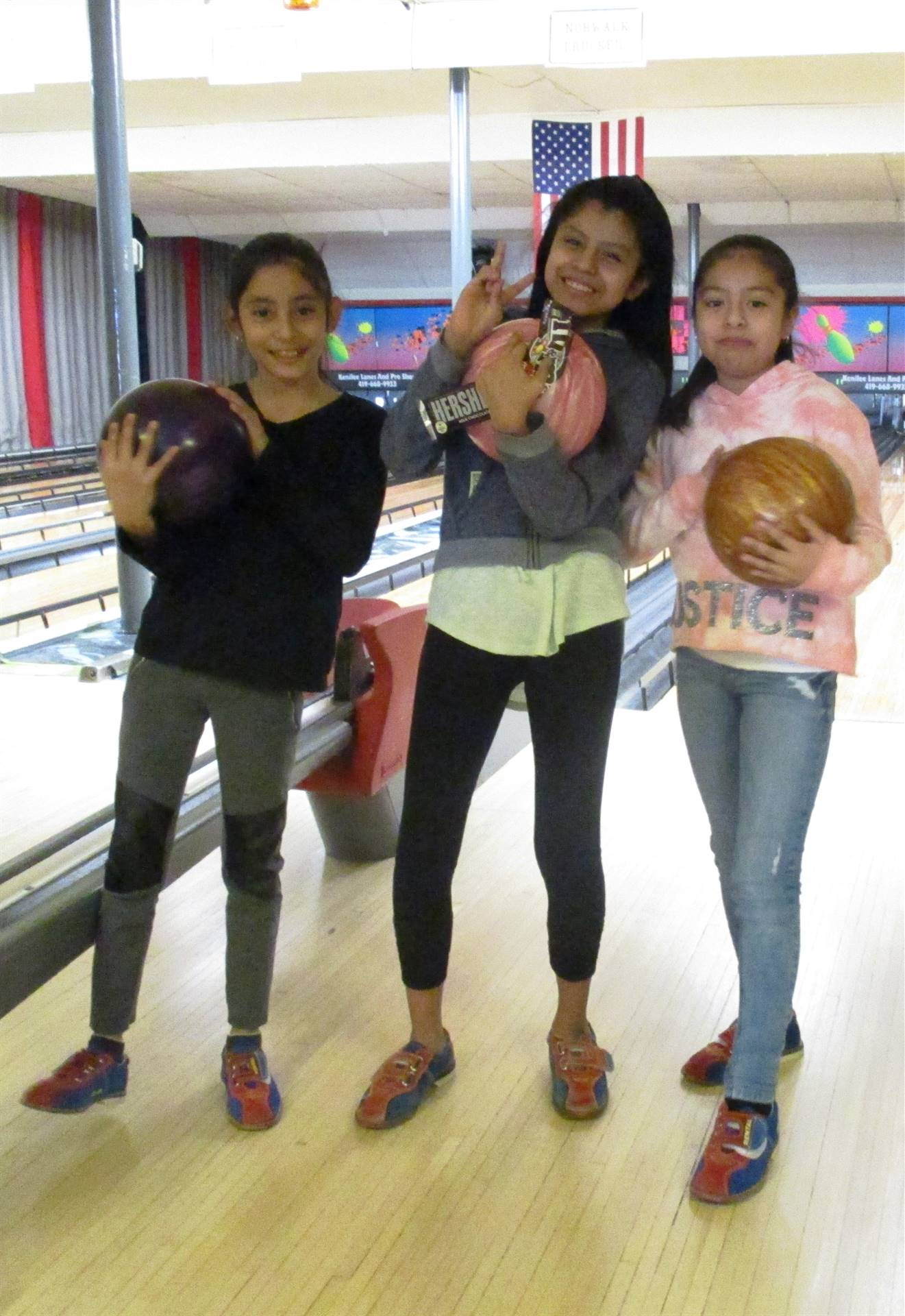 Academic Recognition Bowling Party