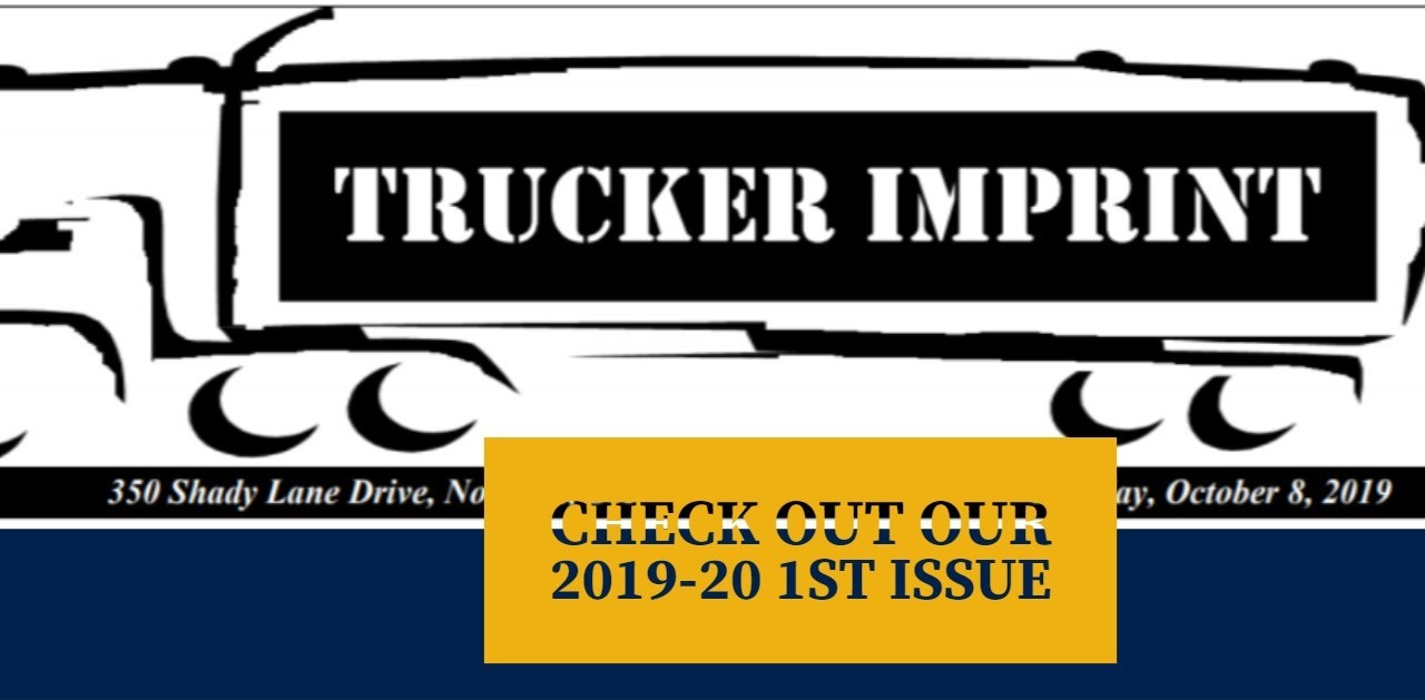 Trucker Imprint - 1st Issue