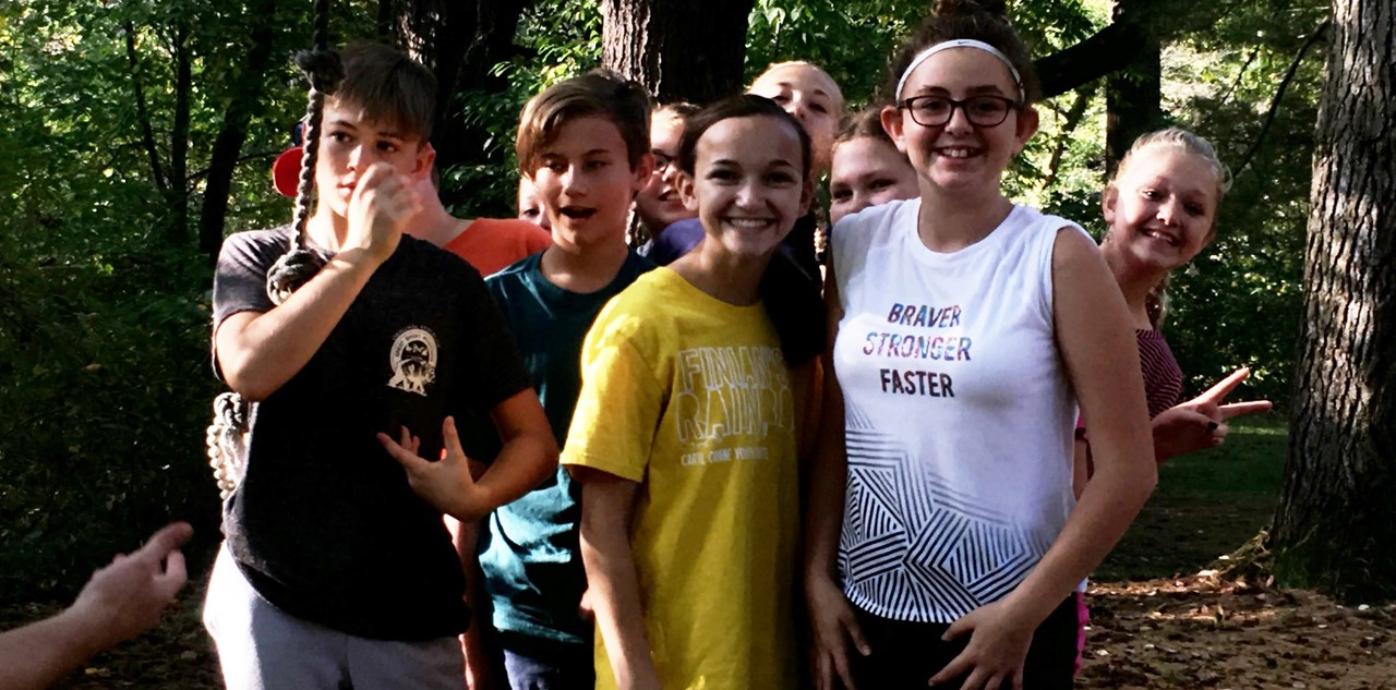 Middle School Student Council members visited Common Ground in Oberlin, Ohio
