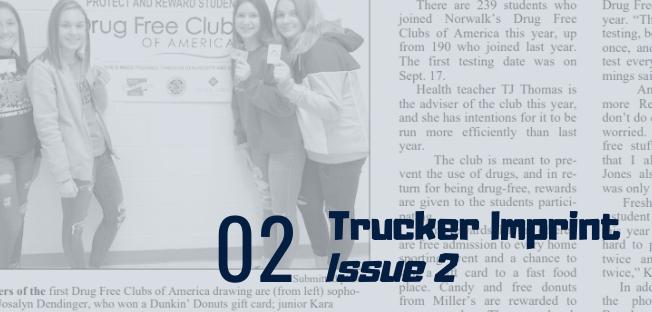 Issue 2 Trucker Imrpint
