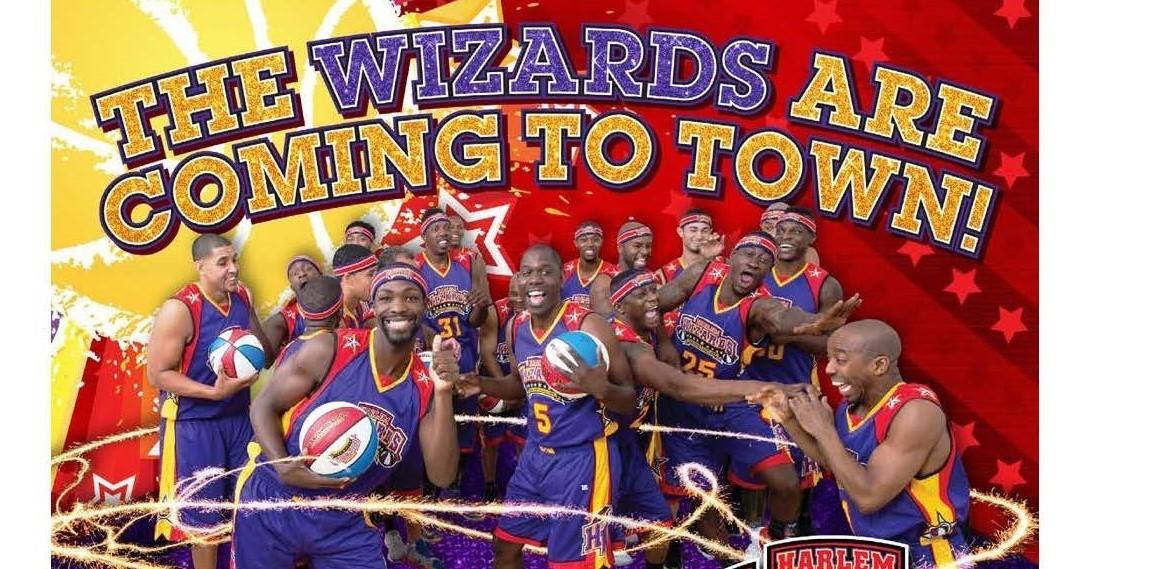Harlem Wizards - April 1