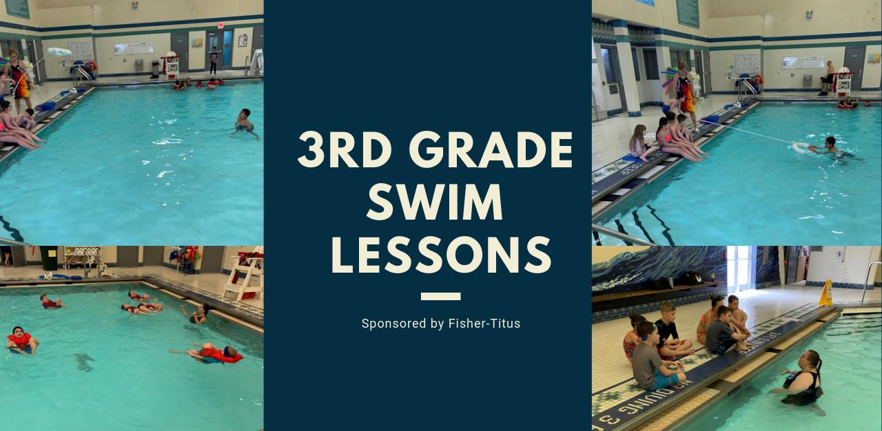 3rd grade swim lessons