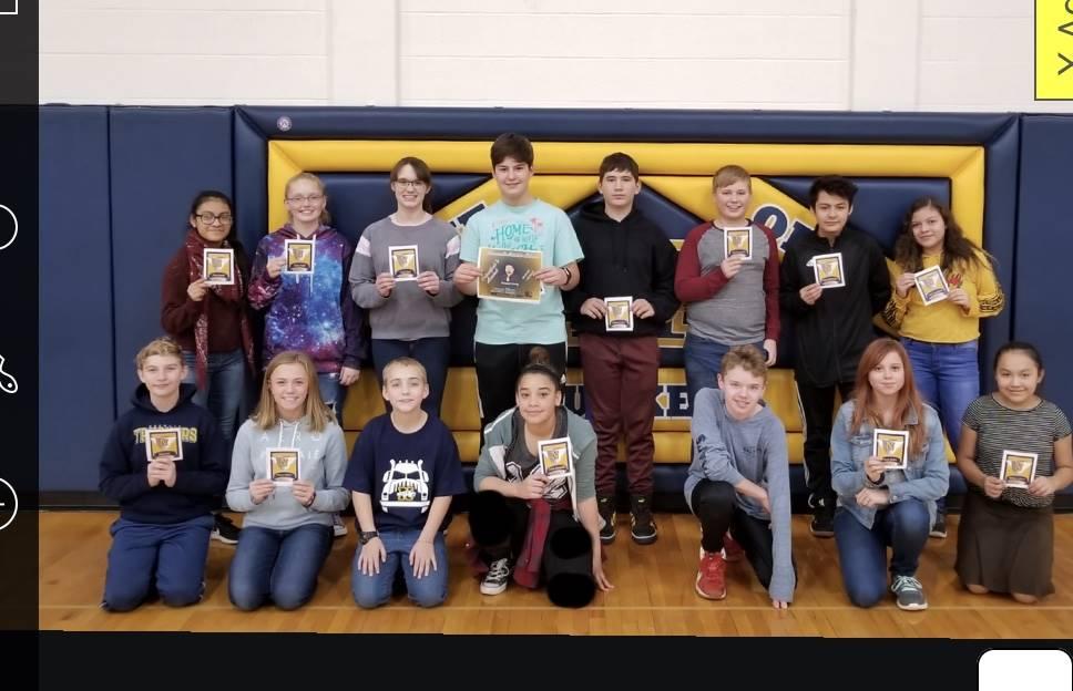 7th grade awards