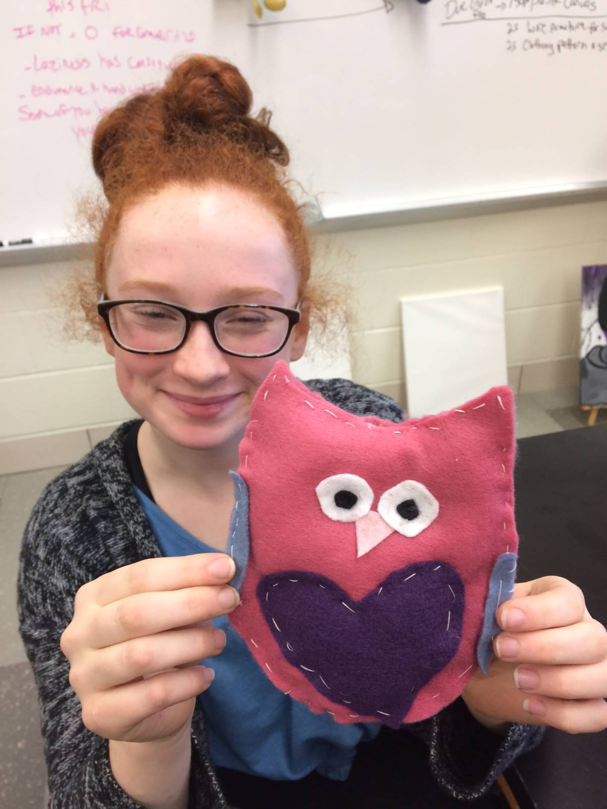 Sewing Projects - Art Class