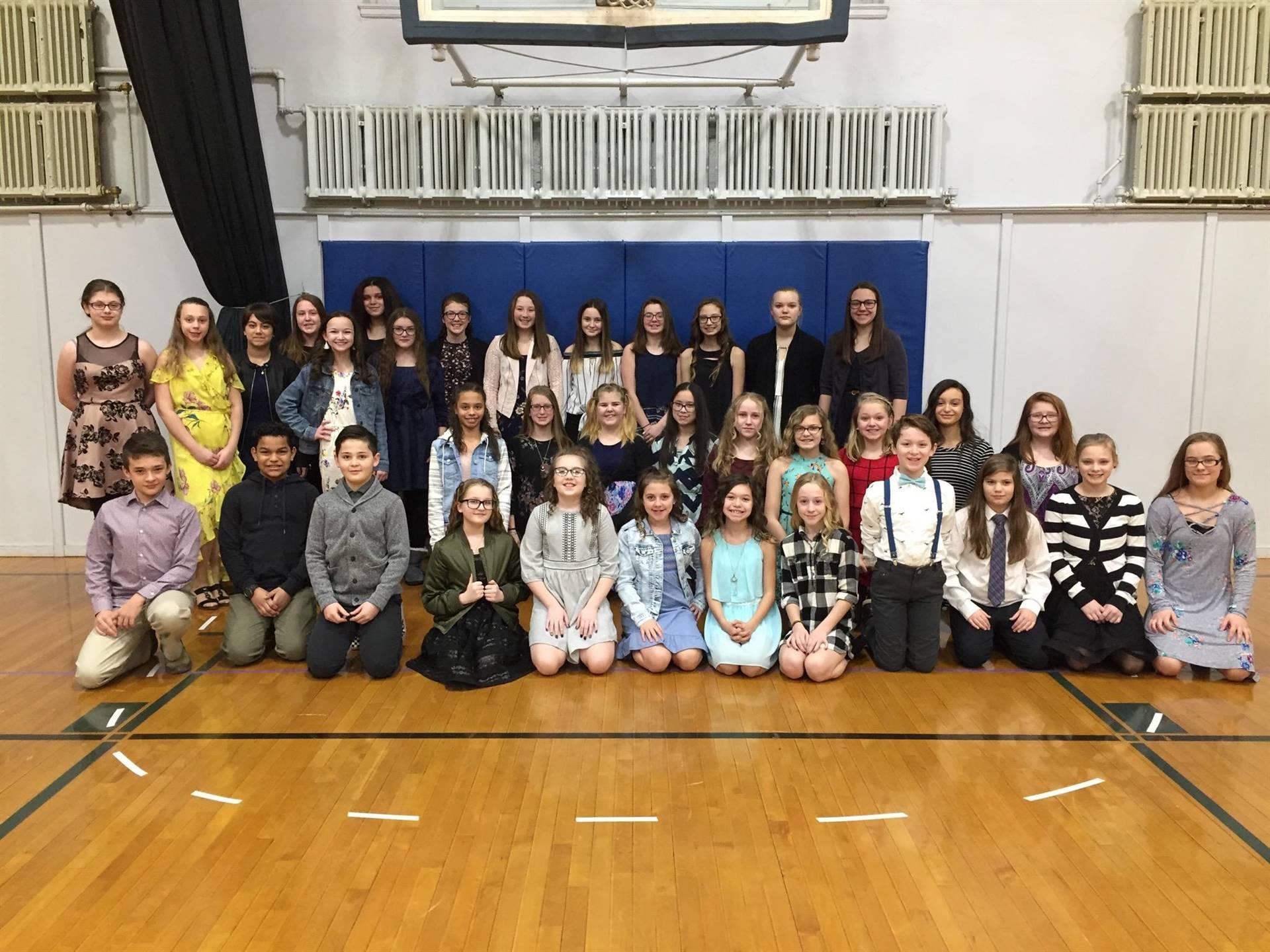 Christmas Concert - Choir