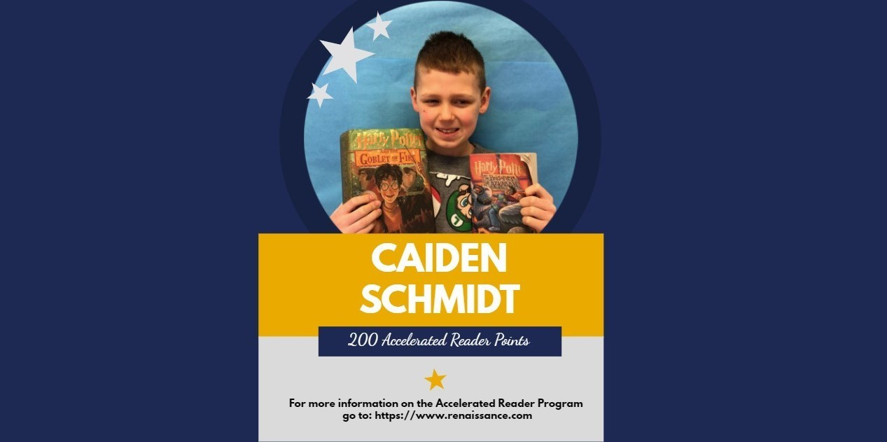 Caiden Schmidt 200 AR points