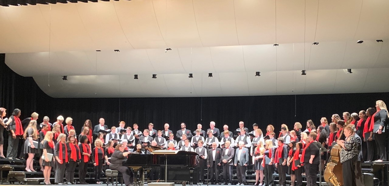 Combined Choir FSO and NHS