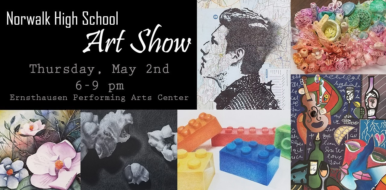 Art Show  May 2nd at NHS