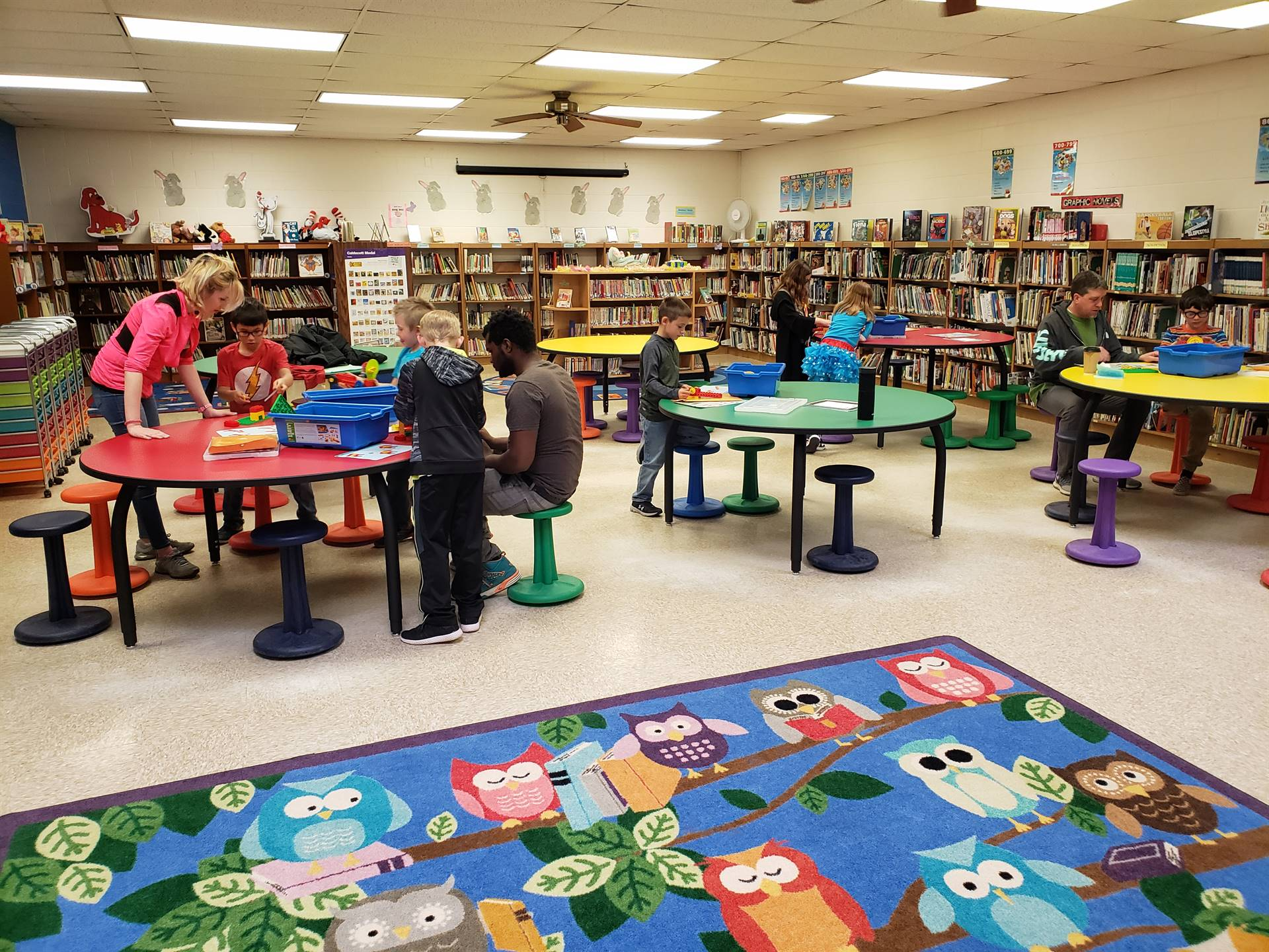 Pleasant Elementary STEM Open House  04.05.19