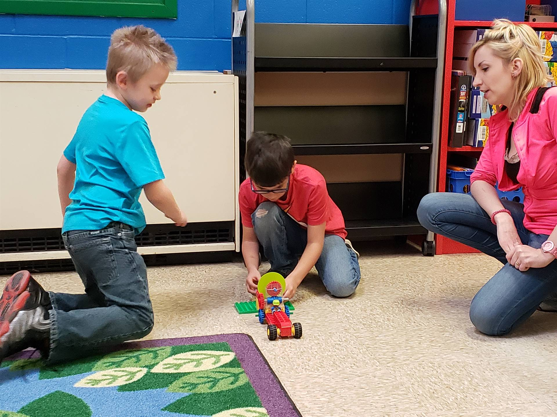 Pleasant Elementary STEM Open House  04.05.19