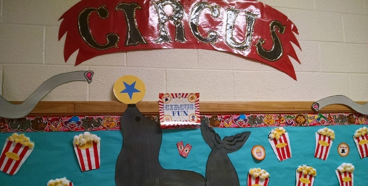 The Circus is coming to Maplehurst Elementary School