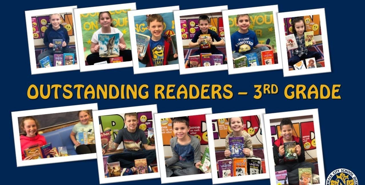 Outstanding Readers grade 3