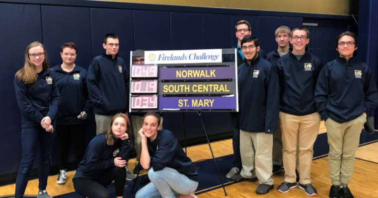 NHS wins Firelands Challenge