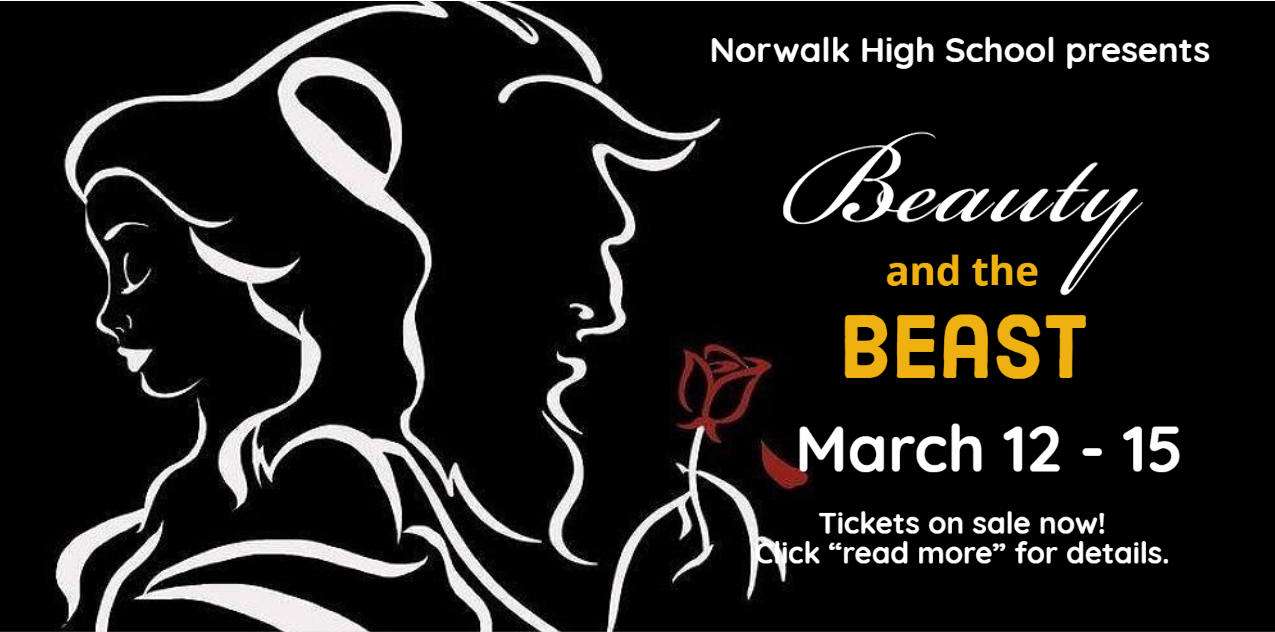 Order tickets for Beauty and the Beast
