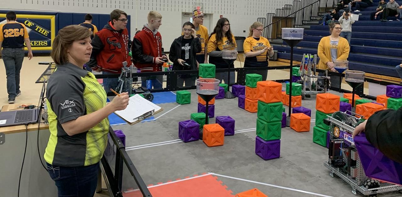 NERD Nation Robotics Competition