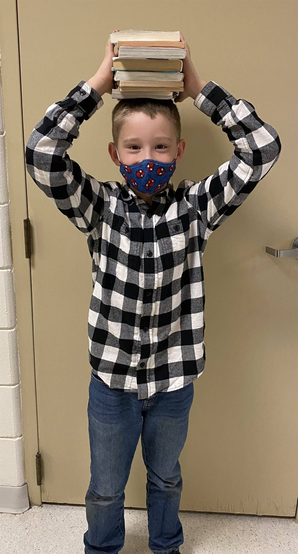 Tyler Boss, 3rd Grade 200 Accelerated Reader Points